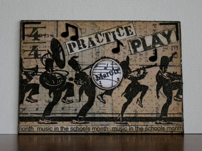 Practice, Play, March