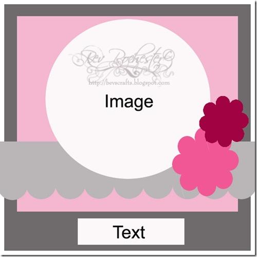 Bev's sketch/Just Magnolia
