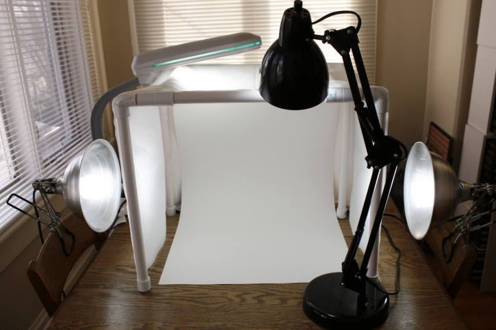 Make your own Light Tent...