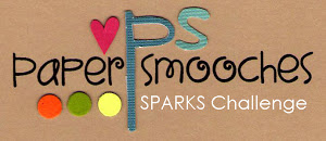 Paper Smooches logo sparks copy