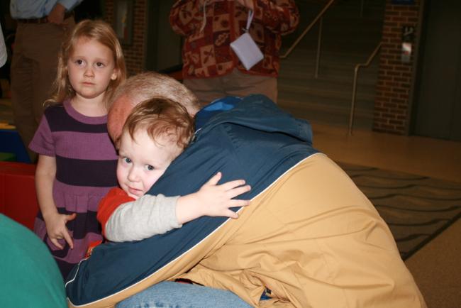 Pam Sparks Henry Grandpa Attie 2008