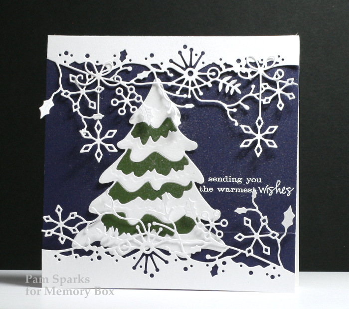 Memory Box Christmas cards… | Expressions With Heart
