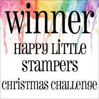 Christmas Winner Badge