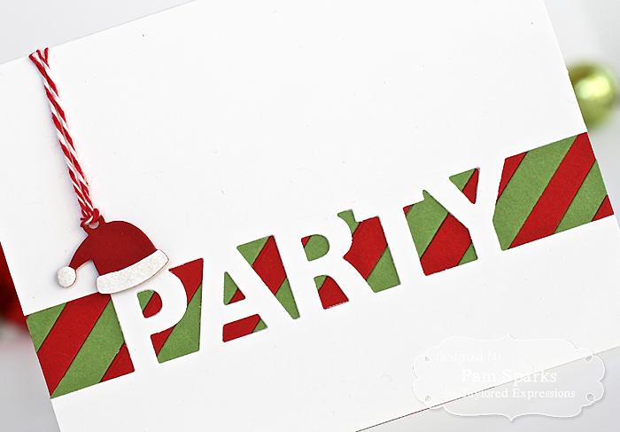 PamSparksSantaHatParty copy