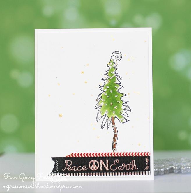 Pam Sparks Grinchmas Tree