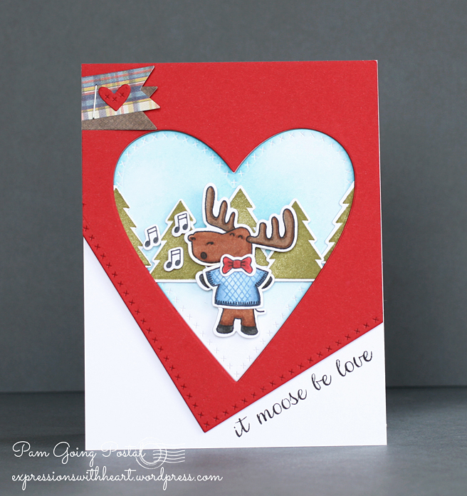 Pam Sparks Moose Be Love