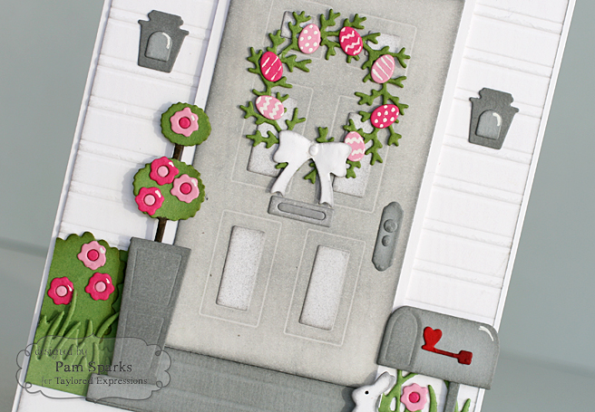 Pam Sparks Door To Door Spring Decor Close