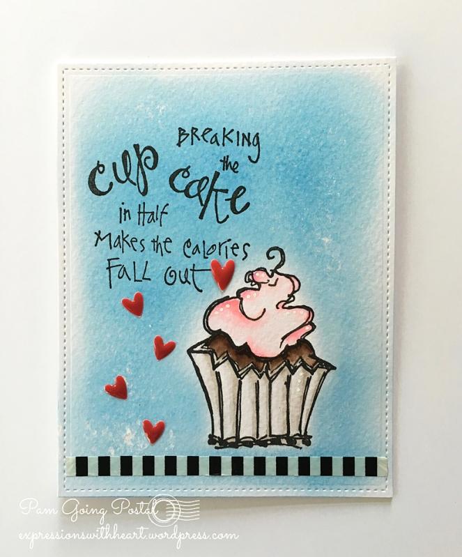 Pam Sparks Cupcake Calories