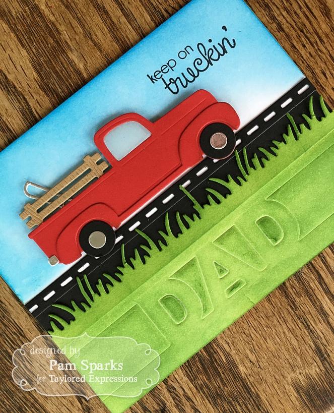 Pam Sparks Truckin'