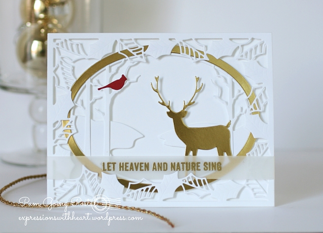 Pam Sparks Standing Deer