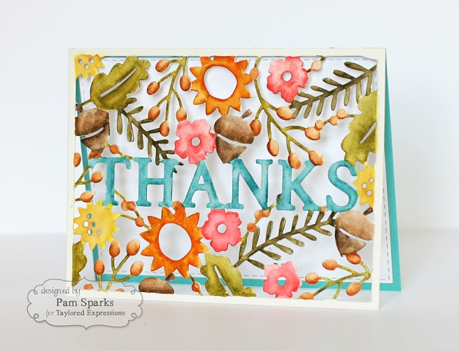 Pam Sparks Thanks Cutting Plate 2 Tues