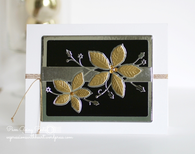pam-sparks-poinsettia-band-silver-gold-black