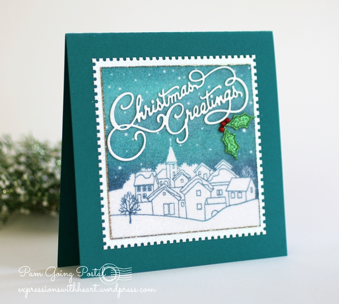 pam-sparks-hero-arts-village-scene-ombre-greetings-angled