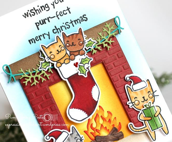 pam-sparks-purr-fect-c-mas-fireplace-stocking-close
