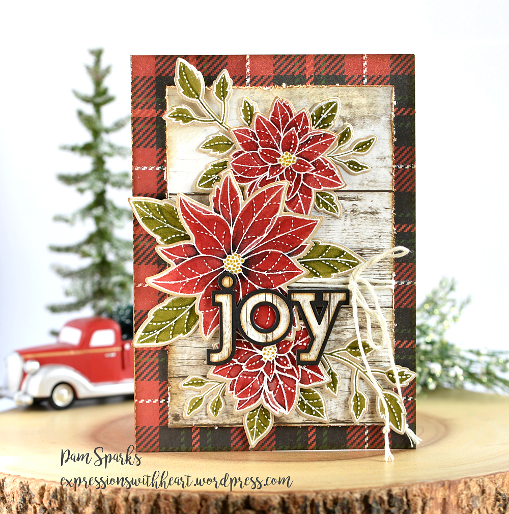 2112 Joy Outline craft die