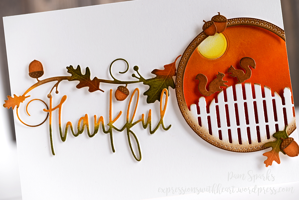 Thankful Jotted Script