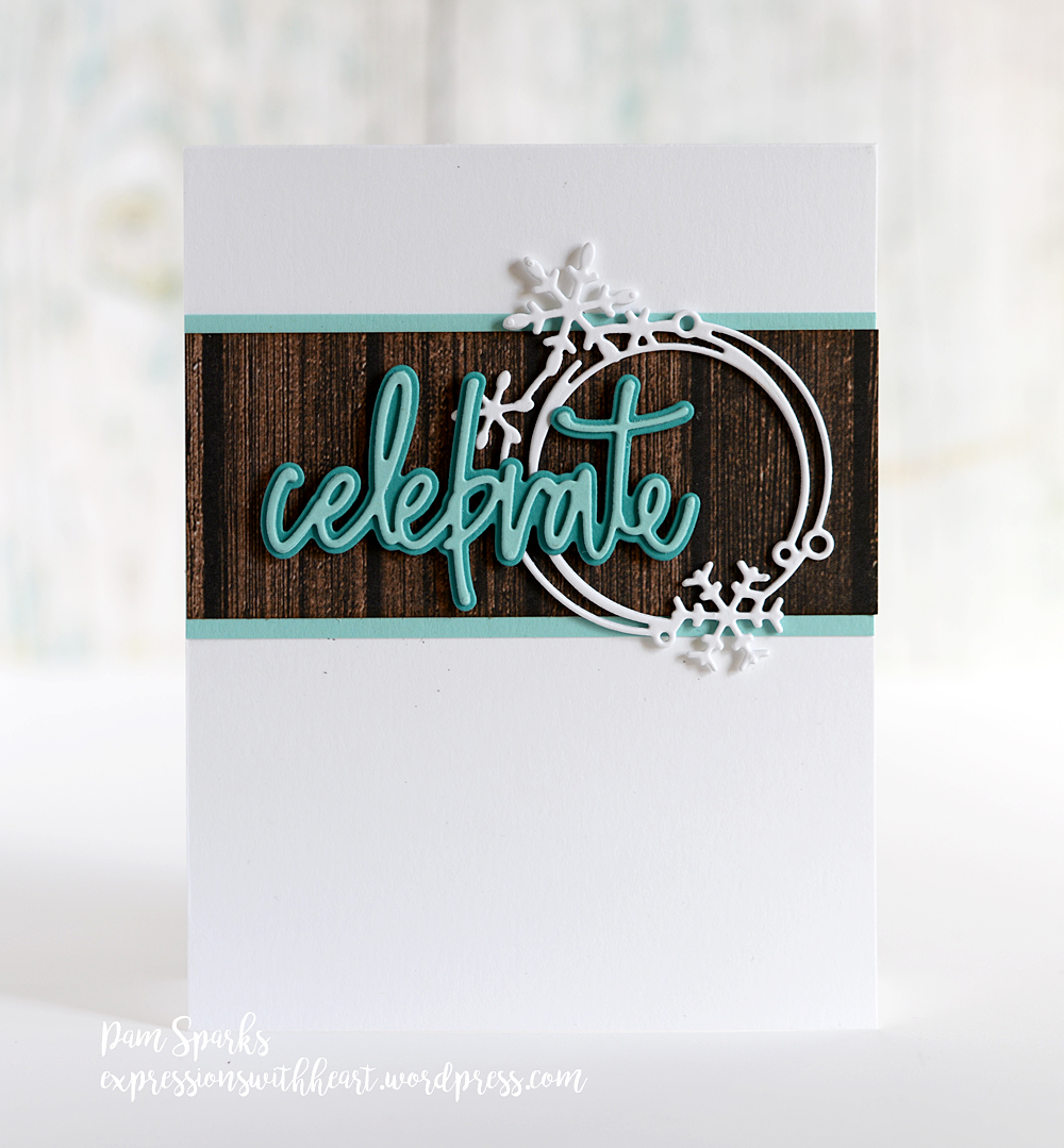 Celebrate Jotted Script