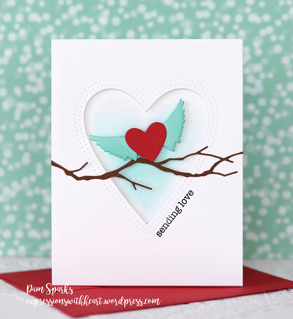 CL5196 So Many Things to Love clear stamp set