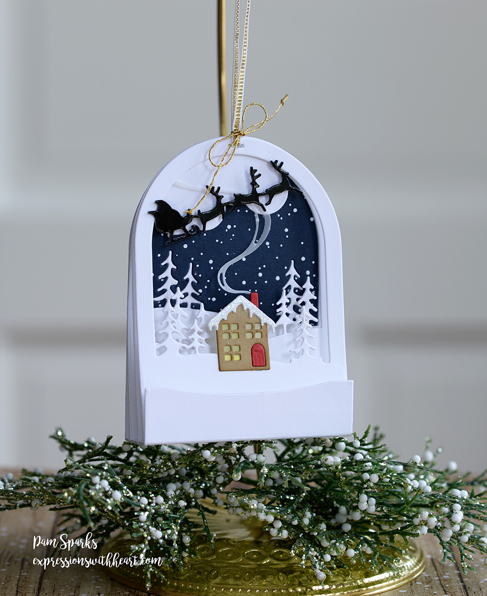 Memory Box NEW Snowglobe Dies and Sales!